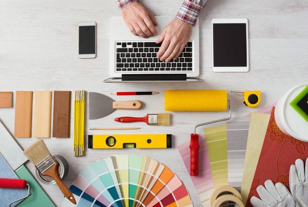 Visual Merchandising arquiteto designer de interiores