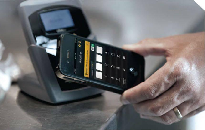 pagamento móvel moda