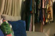 Entreroupas guarda-roupa compartilhado Campinas 5