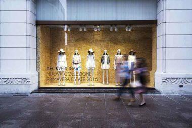 vitrine tendencia varejo visual merchandising