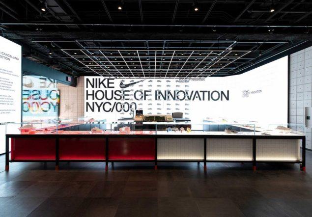 House Of Innovation 000 flagship da Nike 1